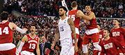 Men's Basketball History Banner 2014-15