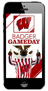 Badger Game Day Opening Screen